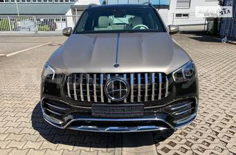 Mercedes-Benz GLE-Class 450 AT (367 л.с.) 4Matic 2021