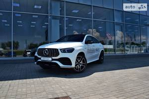 Mercedes-Benz GLE-Class Coupe AMG 53 AT (435 л.с.) 4Matic+  2020