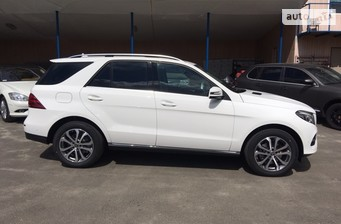 Mercedes-Benz GLE-Class GLE SUV 250d AT (204 л.с.) 4Matic   2017