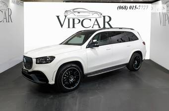 Mercedes-Benz GLS-Class AMG 63 AT (612 л.с.) 4Matic 2020