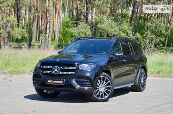Mercedes-Benz GLS-Class 580 AT (489 л.с.) 4Matic 2021