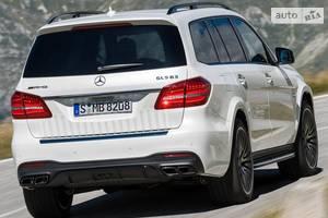 Mercedes-Benz GLS-Class