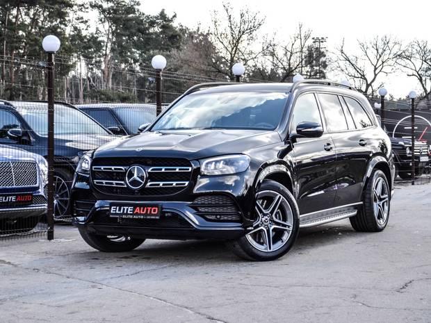 Mercedes-Benz GLS-Class base