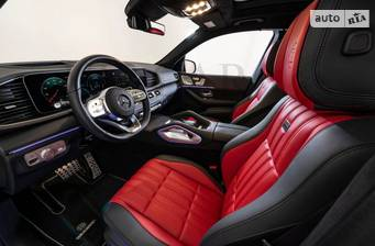 Mercedes-Benz GLS-Class 2021 base