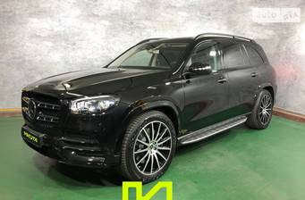Mercedes-Benz GLS-Class 580 AT (489 л.с.) 4Matic 2020