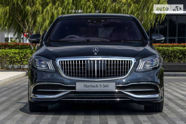 Mercedes-Benz Maybach
