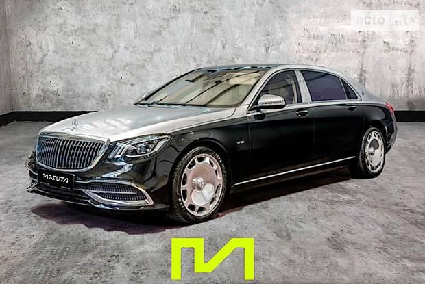 Mercedes-Benz Maybach Individual