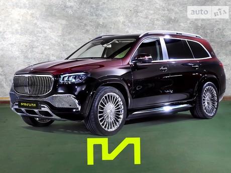 Mercedes-Benz Maybach 2021