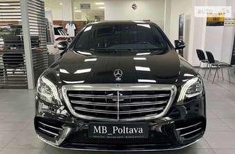 Mercedes-Benz S 450 2020 в Полтава