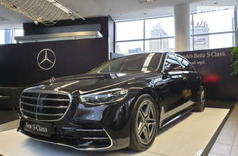 Mercedes-Benz S-Class 2020 в Киев