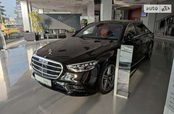 Mercedes-Benz S-Class 2020 в Ужгород