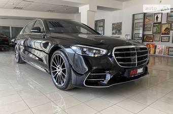 Mercedes-Benz S-Class 500 9G-Tronic (435 л.с.) Long 4Matic 2021