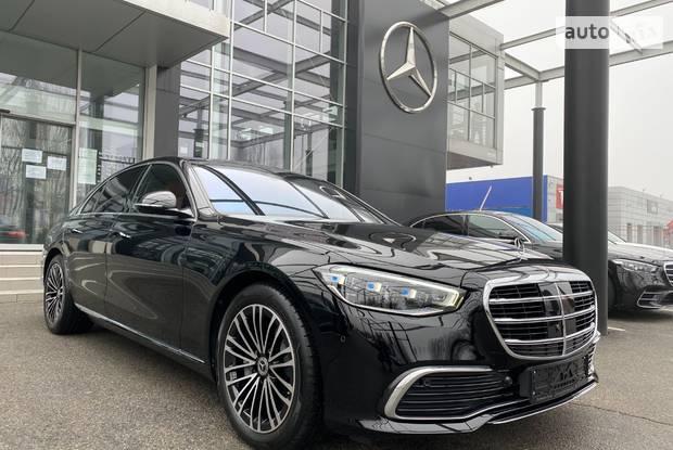 Mercedes-Benz S-Class Individual