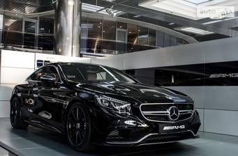 Mercedes-Benz S-Class Mercedes-AMG S 63 AT (585 л.с.) 2018