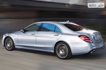 Mercedes-Benz S-Class S 450 AT (367 л.с.) Long 2018