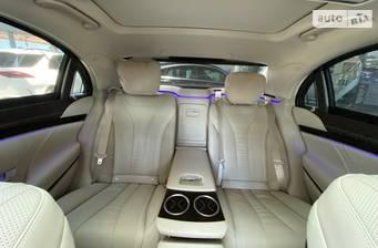 Mercedes-Benz S-Class S 400d AT (340 л.с.) 4Matic Long 2020