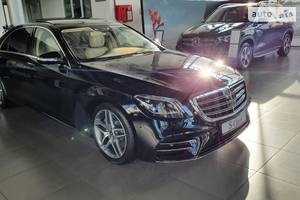 Mercedes-Benz S-Class S 400d AT (340 л.с.) 4Matic Long  2020
