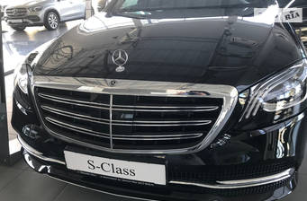 Mercedes-Benz S-Class S 350d AT (286 л.с.) 4Matc Long 2020