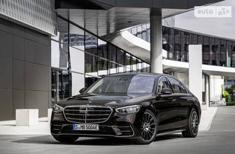 Mercedes-Benz S-Class S 350d AT (286 л.с.) 4Matc Long 2021