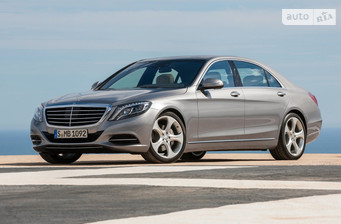 Mercedes-Benz S-Class S 400 AT (333 л.с.) long  2017