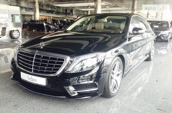 Mercedes-Benz S-Class Mercedes-AMG S 63 AT (585 л.с.) 4Matic Long  2017