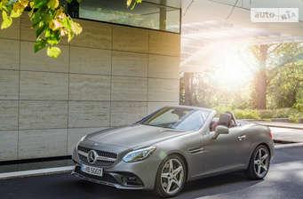 Mercedes-Benz SLC-Class SLC 180 MT (156 л.с.)  2018