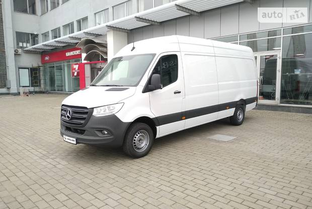 Mercedes-Benz Sprinter груз. Individual