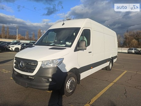 Mercedes-Benz Sprinter груз. 2019