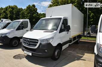 Mercedes-Benz Sprinter груз. base 2019