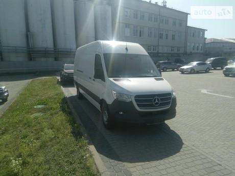 Mercedes-Benz Sprinter груз. 2019