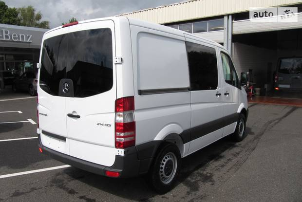 Mercedes-Benz Sprinter груз. base