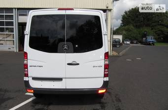 Mercedes-Benz Sprinter груз. 2018 base