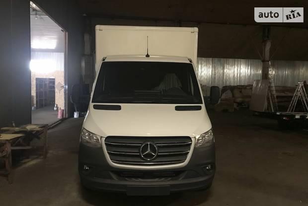 Mercedes-Benz Sprinter груз. base