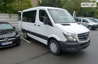 Mercedes-Benz Sprinter пасс. Passanger Van 214 CDI MT (143 л.с.) 3665 2018