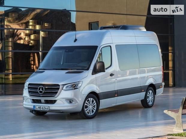 Mercedes-Benz Sprinter пасс. base