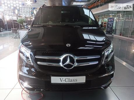 Mercedes-Benz V-Class 2020