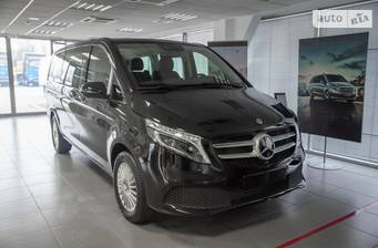 Mercedes-Benz V-Class V 220d AT (163 л.с.) Long 4Matic 2021