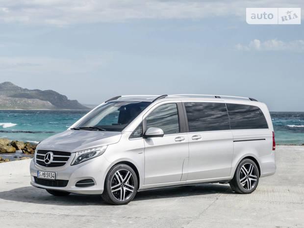 Mercedes-Benz V-Class AVG