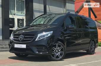 Mercedes-Benz V-Class V 250d AT (190 л.с.) 4Matic Long AVG 2018