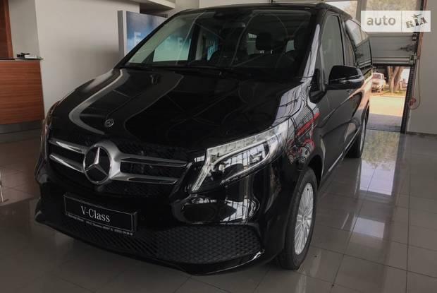 Mercedes-Benz V-Class VKL