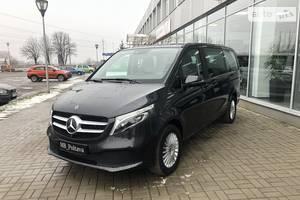 Mercedes-Benz V-Class V 220d АТ (163 л.с.)  2019