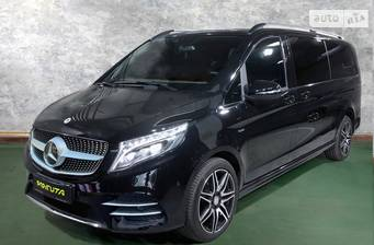 Mercedes-Benz V-Class 2021 AMG Style