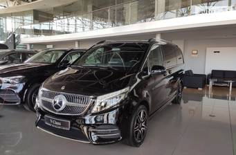 Mercedes-Benz V-Class 300d AT (239 л.с.) 4Matic 2020