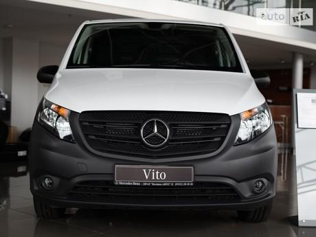 Mercedes-Benz Vito груз. 2021