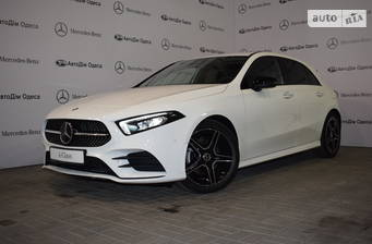 Mercedes-Benz A-Class 200 AT (163 л.с.) 2018