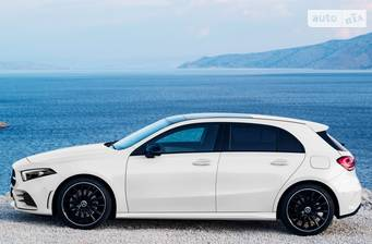 Mercedes-Benz A-Class 220 AT (190 л.с.) 4Matic 2019