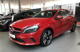 Mercedes-Benz A-Class A 180 AT (122 л.с.) 2016