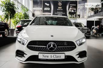 Mercedes-Benz A-Class 2018 base