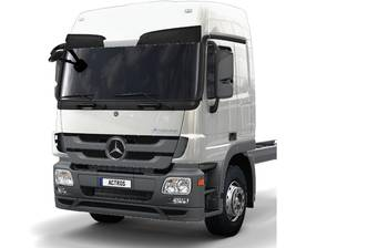Mercedes-Benz Actros L 1841 LS AT (408 л.с.) 4X2 2018
