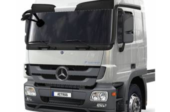 Mercedes-Benz Actros M 1841 LS AT (408 л.с.) 4X2 (односпалка) 2018